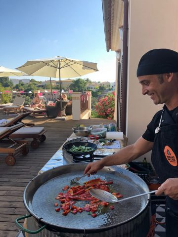 Casa de vacaciones en Mallorca con cenas inolvidables!